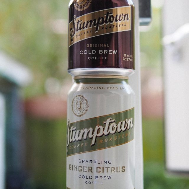 The one and only stumptowncoffee cold brew   coldbrewhellip