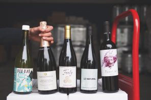 Less is more: Vin naturel