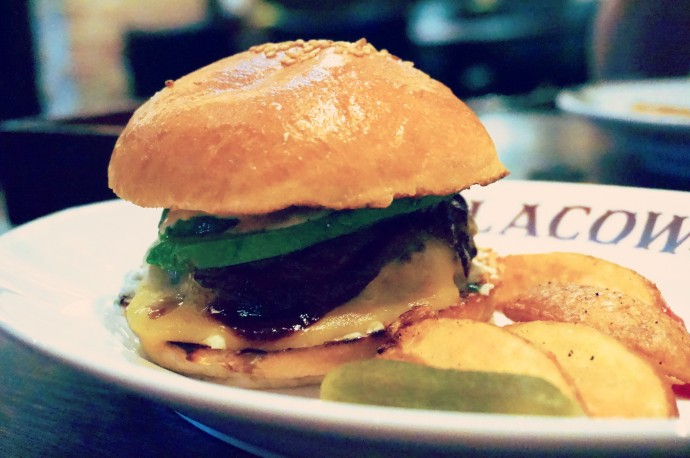 Quest for the best burger