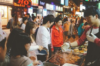 Seoul Streetfood